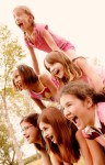 Girls Pyramid